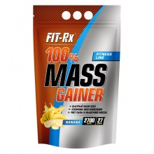 Гейнер Fit-RX 100% Mass Gainer  900 г